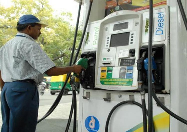 petrol, Indian Oil Corp (IOC), Udaipur, Jamshedpur, Pondicherry, Chandigarh, Vizag