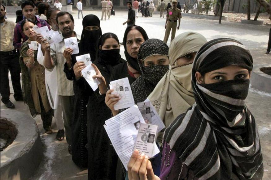 Delhi Civic Poll, AAP, BJP