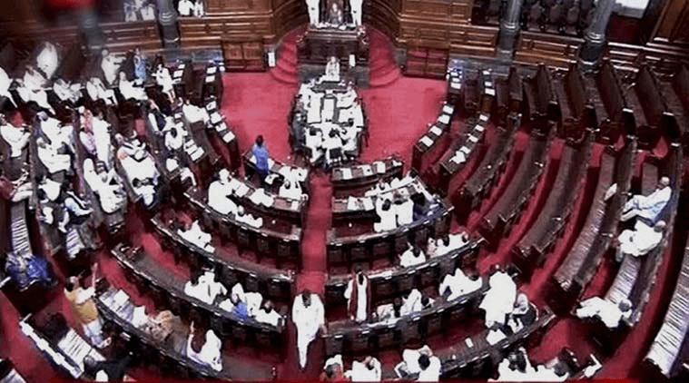 Rajya Sabha, Congress, SP, BSP, adjournment, Deputy Chairman, P J Kurien, EVM tampering