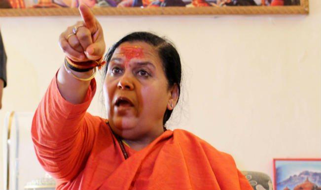 Uma Bharti, polls, 3 years, Elections, BJP, Politics, NewsMobile, Mobile News, India