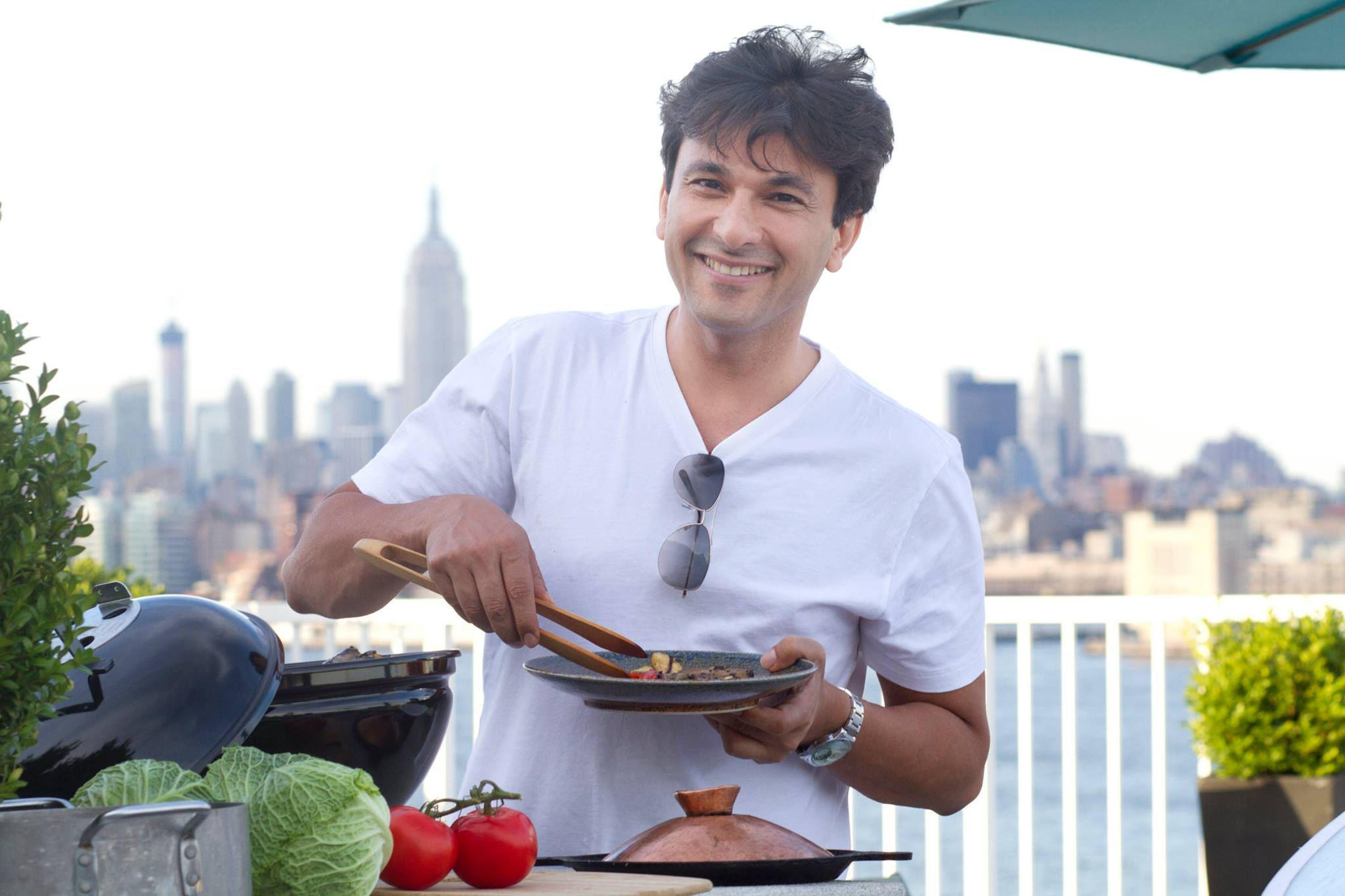 Indian American Celebrity Chef Vikas Khanna's Film 'The ...