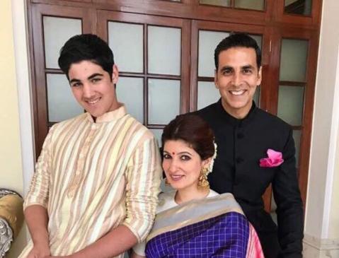 Akshay ,Kumar s ,joyous, moment