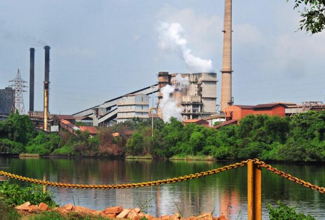 Burnpur IISCO steel , Two contract labourers, Burdwan West district, West Bengal, local news