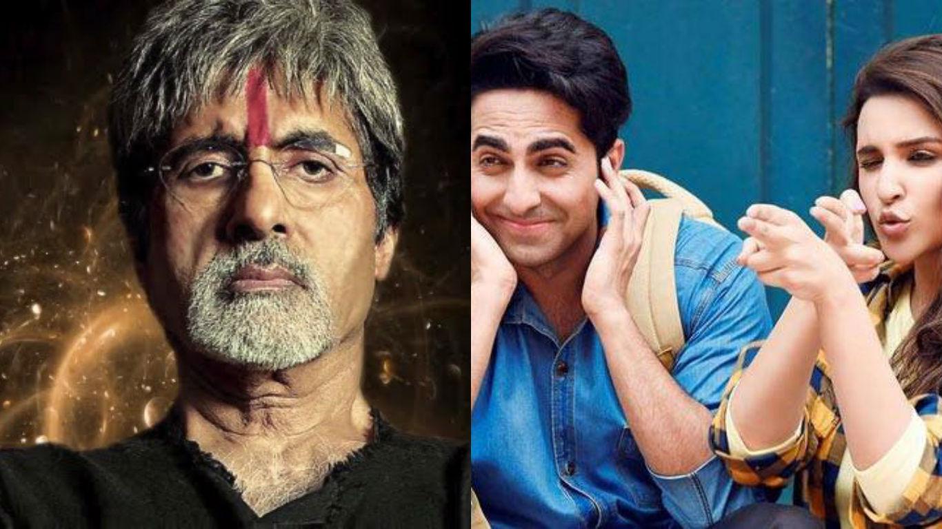 12 May, Friday, releases, movies, Sarkar 3, Meri Pyaari Bindu, Amitabh, Abhishek, KK, Tanishthha, Supriya Pathak. Ayushmaan Khurana, Parineeti Chopra
