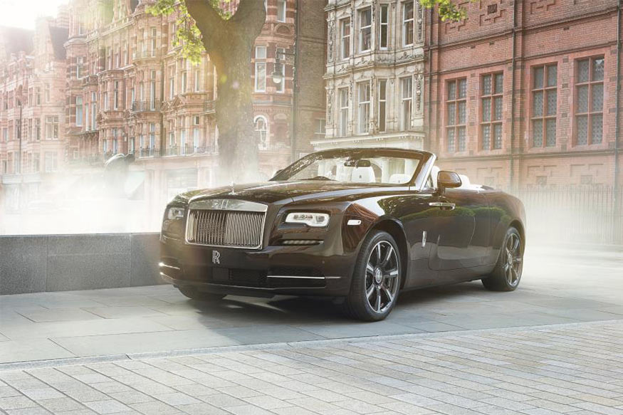 Rolls Royce, Dawn Mayfair Edition, UK dealer group, H.R. Owen,85 years