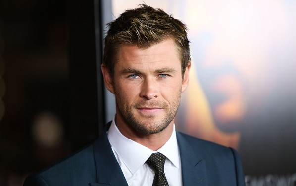 "Hammering Oz, ""Sexiest Man Alive, Chris Hemsworth"