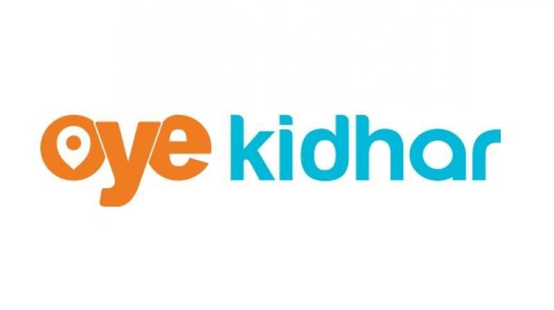 OyeKidhar.com, live-track food delivery, Start up, start up news, start o sphere