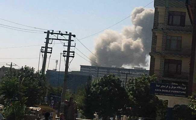 Indian Embassy, Wazir Mohammad Akbar Khan, Kabul, Afghanistan, blast, 60 injureda