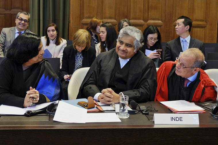 Harish Salve, Pakistan, International Court of Justice, ICJ, Rupee one, India, Kulbhushan Jadhav