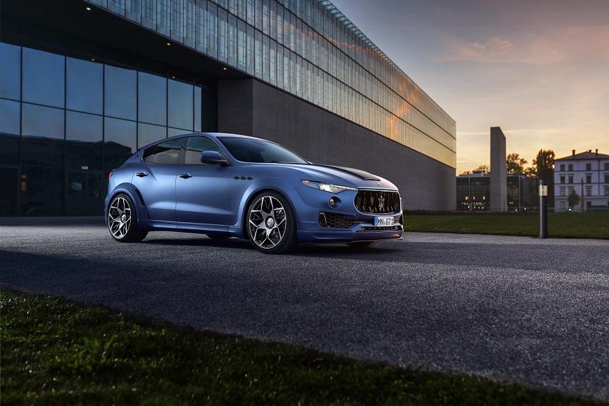 Novitec, Bavarian, tuners Novitec, Range Rover, Porsche Cayenne, BMW X5, Levante, Porsche, Mercedes, Maserati, SUV