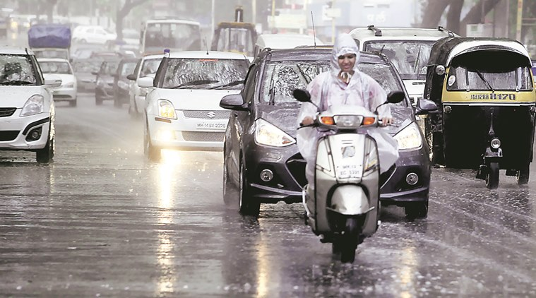 rain-related incidents, rain, two killed, gujarat, vadodara, local news