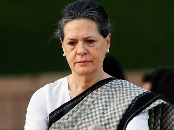 Sonia Gandhi, Congress