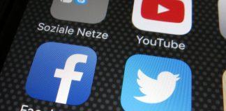 Facebook, YouTube, Twitter, terrorism