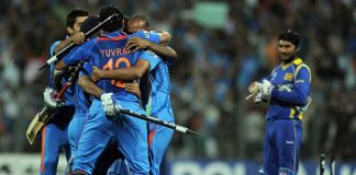 Arjuna Ranatunga, 2011 World Cup, final, Sri Lanka, India