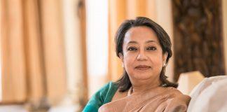 Riva Ganguly Das, DG, ICCR