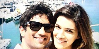 'I share great comfort, chemistry with Sushant,' says Kriti Sanon
