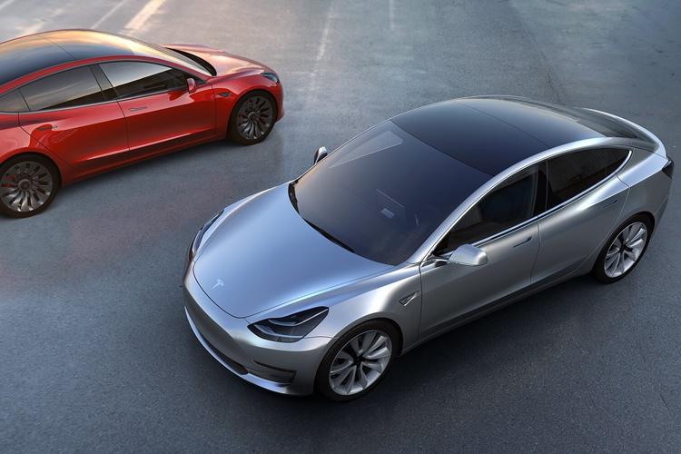 Tesla Model 3 Sedan all set for production; passes ...