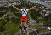 Bungee Jumping, Best Places, Around , Globe
