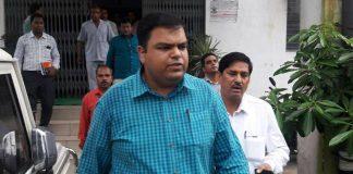 Buxar DM, suicide note, Ghaziabad, Bihar, Mukesh Pandey,