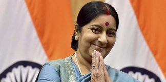 Sushma Swaraj, BJP, elections 2019, Indore, Madhya Pradesh, health conditions, Union Minister, minister for external affairs, India, NewsMobile