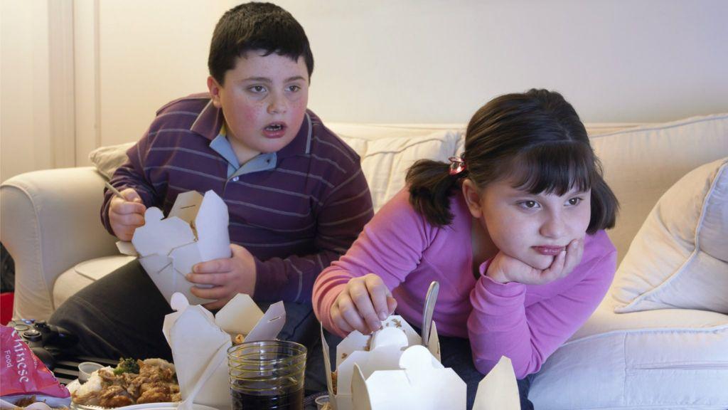 technology causing obesity