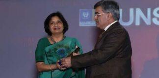 Rajni Sekhri Sibal, National Institute for Entrepreneurship and Small Business Development,, director general, DG, Vijay Kumar Dev, Power Buzz, NewsMobile, Mobile News, India