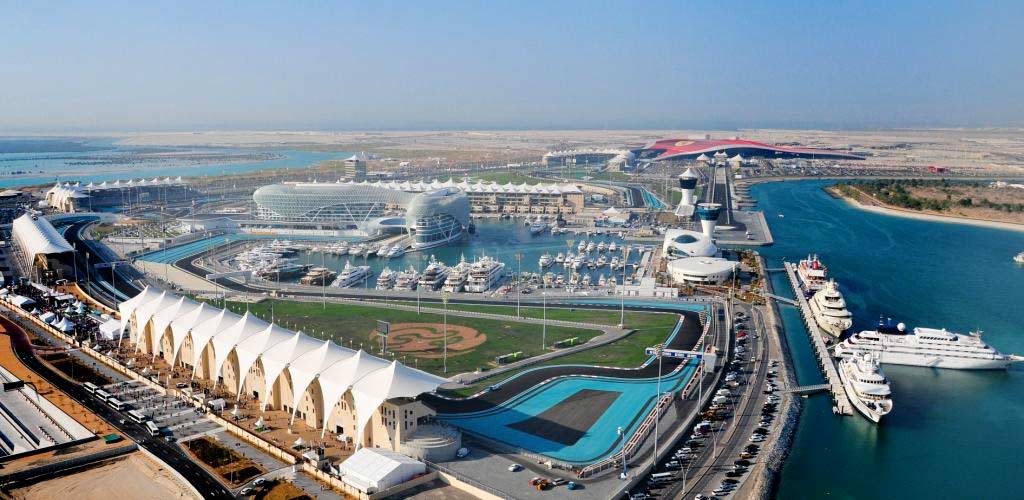 Looking for adventure? Say yes to Yas Island