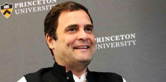Congress, Princeton University, Rahul Gandhi, Vice President, United States, Prime Minister, Narendra Modi, Modi Government, NewsMobile, Mobile News, News for Mobile, India