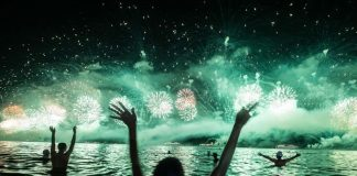 Rio De Janeiro, Brazil, Copacabana Beach, Beach, New Year, Eve, New HYear's Eve, NewsMobile, Global Traveler