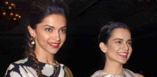 Deepika Padukone, Kangana Ranaut, Padmavati, Movie, Support, Bollywood, NewsMobile