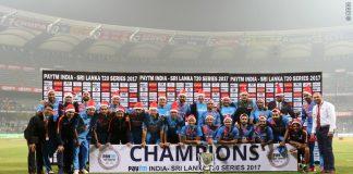 India, Sri Lanka, Sports, T20, Mumbai, MS Dhoni, Rohit Sharma, NewsMobile, Mobile News