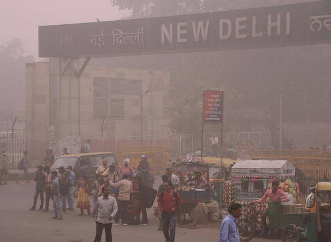 pollution, Delhi NCR, Smog, vehicular emission, UN, India, NewsMobile