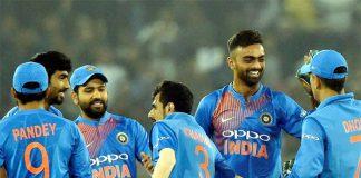 India, Sri Lanka, Cricket, Yuzvendra Chahal, Kuldeep Yadav, Hardik Pandya, Thisara Perera, KL Rahul, Manish Pandey, MS Dhoni, Jaydev Unadkat