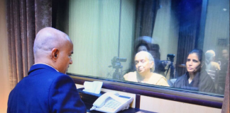 Kulbhushan Jadhav, meet, wife, mother, Pakistan, NewsMobile, Mobile News, India