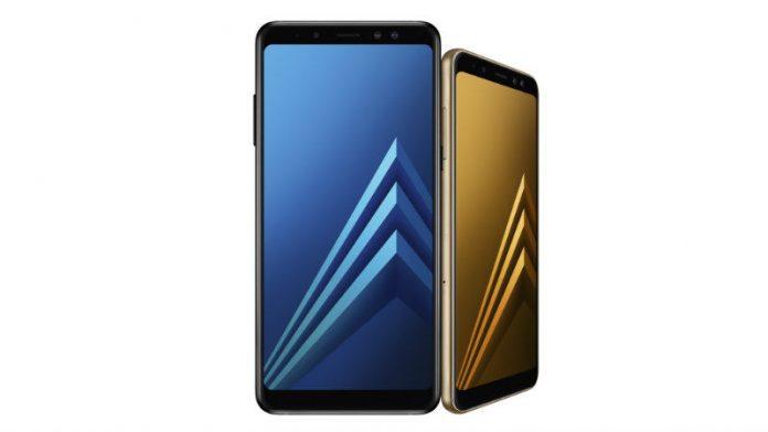 Samsung, Galaxy a8, 2018, Mobile, smartphones