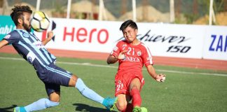 Aizawl, Football, I-League, ISL, Minerva Punjab, India