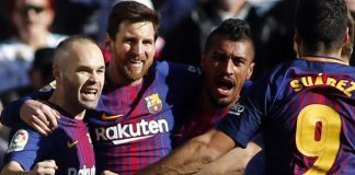 FC Barcelona, Barcelona, Real Madrid, Santiago Bernabeu, Lionel Messi, Cristiano Ronaldo, Delhi, la liga, Spain, El classico, football, Luis Suarez, Gareth Bale, Sergio Ramos, Casemiro