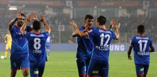 FC Goa, Kerala Blasters, Football, India, ISL, Indian Super League, Manu Lanzarote, Mark Sifneos, Jackichand, Sandesh Jhinghan