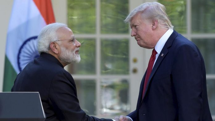 Donald Trump, strategy, deepening, ties, India, Pakistan, USA, United States, NewsMobile, Mobile News