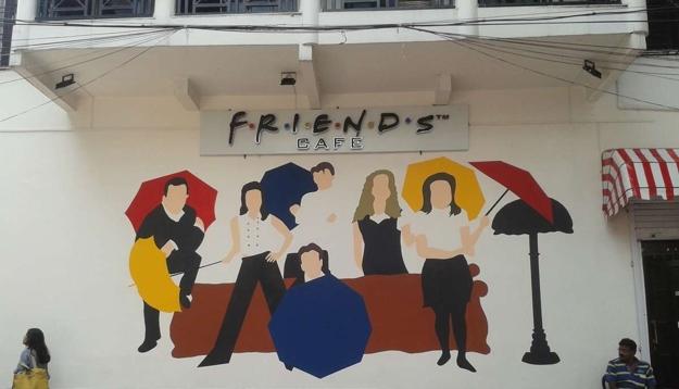 Friends, SitCom, Series, Cafe, Kolkata, Friends Cafe, India, CityScape, Kolkata, NewsMobile