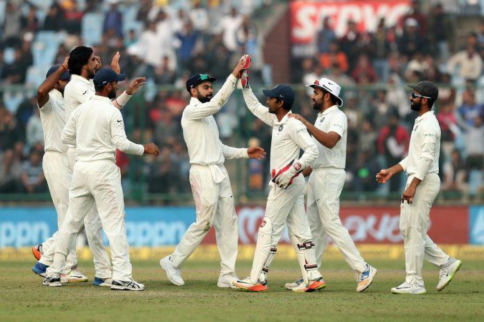 India, Sri Lanka, cricket, Shikhar Dhawan, AJinkya Rahane, Cheteshwar Pujara, Virat Kohli, Dinesh Chandimal, Test, Feroz Shah Kotla, Ishant Sharma