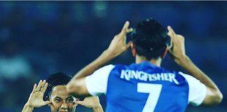 Miku, ISL, Chennai FC, NorthEast United, Bengaluru FC, BFC, Football
