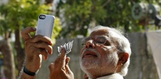 PM Modi, second most, tweeted, world leader, 2017, Prime Minister, Narendra Modi, US, President, Donald Trump, NewsMobile Mobile News, India