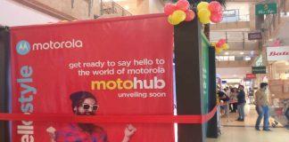 Motorola, MotoHub, Hyderabad, Tech, Smartphone, Lenovo