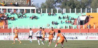 Turkovic, East Bengal, I League, Football, Neroca FC, India
