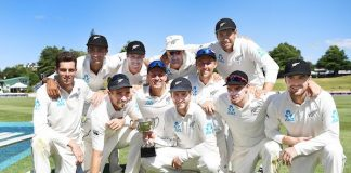 New Zealand, NZ, Kiwis, Cricket, Kane Williamson, Ross Taylor, Shai Hope, Roston Chase, Trent Boult, Test