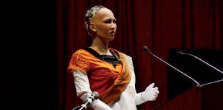 IIT, Bombay, Tech, Robot, Sophia, India, Saudi Arabia