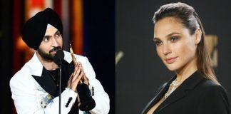 Diljit Dosanjh, Gal Gadot, Singer, Actor, Wonder Woman, Comment, Trending. NewsMobile, Entertainment