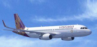 Vistara, airlines, India, Singapore, Tata