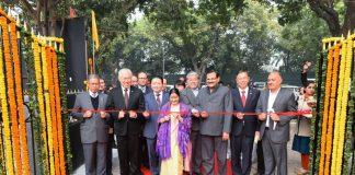 MEA, External Affairs, Sushma Swaraj, India, ASEAN, Bharat-ASEAN Maitri Park, Delhi, Republic Day